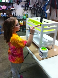 A great idea for future American Girl Doll Camps | Congressional Camp
