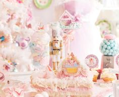 As an avid lover of the feminine style, I've brought to you the 10 Most Pretty & Inspirational Christmas Decor Must-Haves for decorating you're home! Frosted Christmas Tree, Merry Christmas, Pink Christmas Decorations, Pink Christmas Tree, Shabby Chic Christmas, Nutcracker Christmas, Christmas Tablescapes, Christmas Candy, Christmas Photos