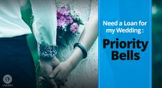 Need a Loan for my Wedding: Priority Bells Wedding Loans, Wedding Expenses, Wedding Day, Need A Loan, Smile Because, Priorities, Extra Money, Your Smile, Let It Be