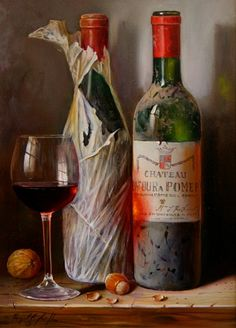 Raymond Campbell Chateau Latour and Wrapped Bottle 2011