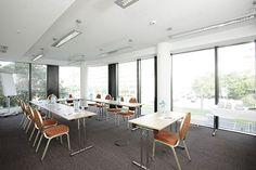 Eines der Konferenz- & Seminarräume | RAMADA Hotel Berlin Alexanderplatz