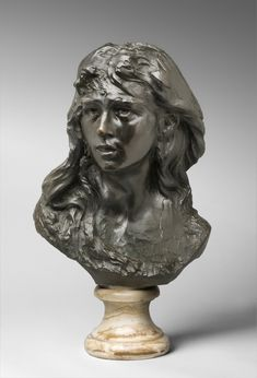 Rodin | Mignon | Modeled c. 1867-1868; cast 1925