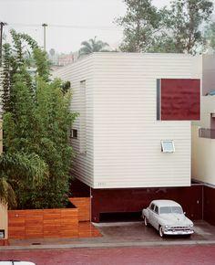 Casa Becerril , Mexico