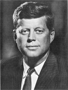 President #35 John F Kennedy