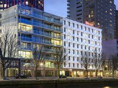 Dock21 - Wijnhaven 10 - Rotterdam Architectuurprijs