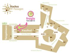 frogis map