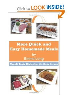 Cookery Book Review- Quick and Easy Cooking For one
