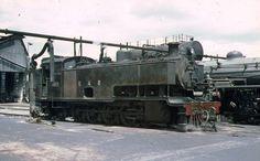 EAR Steam Locomotive 1317 Nairobi 1971