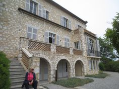 Le Musée Renoir  Osoite: 19 Chemin des Collettes, 06800 Cagnes-sur-Mer, Ranska