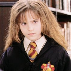 Hermione's Do-not-interrupt-me-when-I'm-reading face