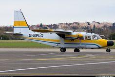 Pilatus Britten-Norman BN-2T Turbine Islander aircraft picture