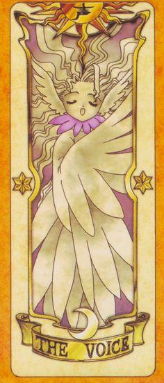 The Voice (Kanji: 声, Katakana: ボイス, Romanji: Boisu), is one of the fifty-two Clow Cards in the anime. The Voice is aligned under Windy. Cardcaptor Sakura, Syaoran, Manga Anime, Anime Art, The Voice, Sakura Card Captors, Anime Episodes, Clear Card, Cerberus