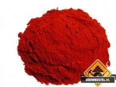 Cementkleurstof - Rood (1kg)