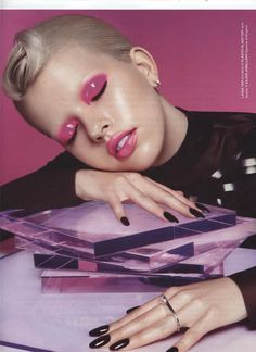 Notion Magazine, Issue 70: Spanner & Wingnut Sparrow Hook Earrings & Knuckle Sweep Ring