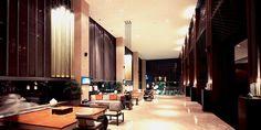 Bay Breeze Hotel Lobby, Shenzhen - China #HotelDesign #HotelLobby