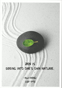 """Another quote from Hui Neng: """"The meaning of life is to see. Spiritual Test, Spiritual Messages, Spiritual Quotes, Zen Quotes, Wisdom Quotes, True Quotes, Zen Sayings, Namaste Quotes, Qoutes"""