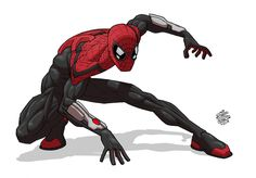Superior Spider-Man by D.C. Stuelpner