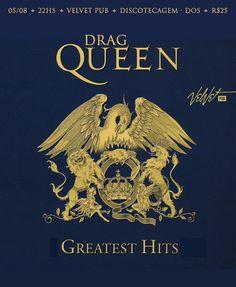 #VEJA Show Especial Queen #agenda @paroutudo via ParouTudo http://ift.tt/2anMdkY #Raynniere #Makepeace