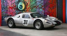 Gooding bietet prominente Werks-Porsche für Pebble Beach auf | Classic Driver Magazine