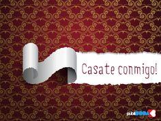 Casate conmigo! Valance Curtains, Home Decor, Marry Me, Wedding, Decoration Home, Room Decor, Home Interior Design, Valence Curtains, Home Decoration