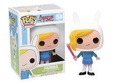 Amazon.com: Adventure Time: Fiona: Funko Pop! Television: Toys & Games