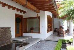 Spanish style homes – Mediterranean Home Decor Village House Design, Village Houses, Spanish Style Homes, Spanish House, Future House, My House, Casa Patio, Mexico House, Hacienda Style