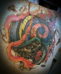 Kustom Kulture Tatto
