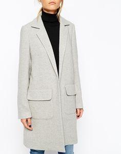 ASOS Coat In Slim Fit - http://www.asos.com/ASOS/ASOS-Coat-In-Slim-Fit/Prod/pgeproduct.aspx?iid=4759046&affid=13875&channelref=social+campaigns