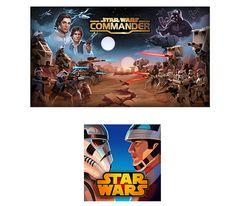 'Star Wars: Commander'… ¡ya está en tu móvil!