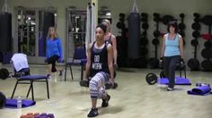 Cathe Friedrich's Push Pull Total Body Workout Video