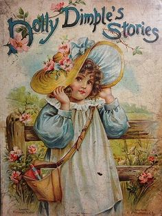 Dolly Dimple's Stories...book cover
