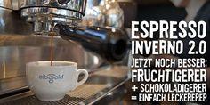 Opwarmen met een kop koffie bij Elbgold na een winterwandeling door Hamburg