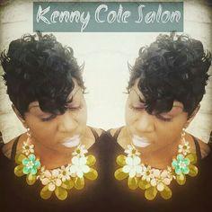 Kenny Cole Salon Cedar Hill, Tx Nikki Hill Williams Stylist