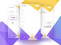 Diamonds App III by Javier Oliver