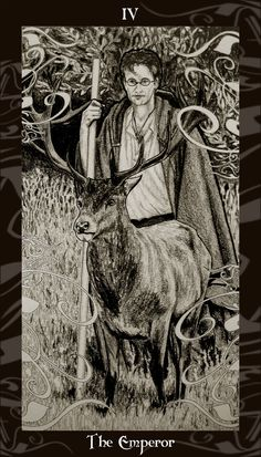 This is a working Tarot deck based on characters and scenes from the Harry Potter books and movies. For the major arcana and the court cards I have picked individual characters or groups of charact...