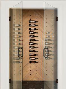Wine Cellar | Bria Hammel Interiors #restaurantdesign