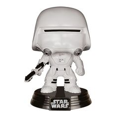 9278064e7c Funko Bobblehead POP! Star Wars - First Order Snowtrooper  starwars   kuantokusta