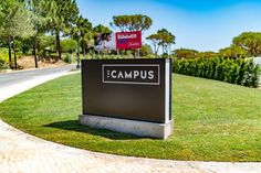 The Campus sports complex, Quinta do Lago Resort, Algarve Sports Complex, Algarve, Architects, News, Outdoor Decor, Projects, Log Projects, Blue Prints, Building Homes