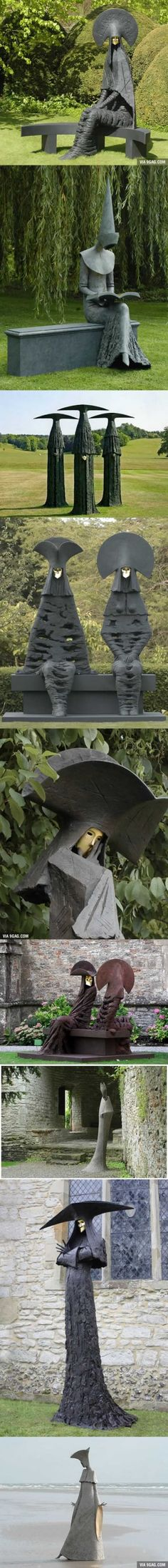 The sculptures of Philip Jackson. Winner of National Peace Sculpture Competition, Manchester City Council, 1987.