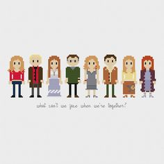 Buffy the Vampire Slayer: Once More With by pixelsinstitches