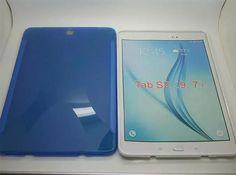 awesome La Samsung Galaxy Tab S2 revelada en una filtración de su funda