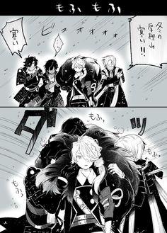 「刀剣ログ2」/「はる桜菜」の漫画 [pixiv]