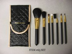 cosmetic brushes reviews Cosmetic Brushes, It Cosmetics Brushes, Cosmetic Packaging, Beauty, Cosmetology