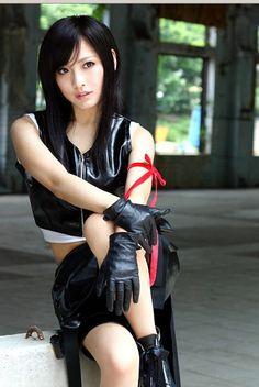 Tifa - Final Fantasy
