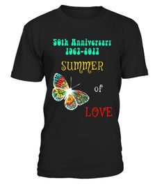 """# 50th Anniversary Summer Love Colorful Hippie Butterfly Tee .  Special Offer, not available in shops      Comes in a variety of styles and colours      Buy yours now before it is too late!      Secured payment via Visa / Mastercard / Amex / PayPal      How to place an order            Choose the model from the drop-down menu      Click on """"Buy it now""""      Choose the size and the quantity      Add your delivery address and bank details      And that's it!      Tags: Wear this hippie…"""