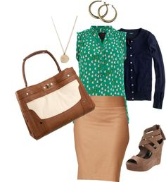 Back to School Outfit #2  #teacher outfit