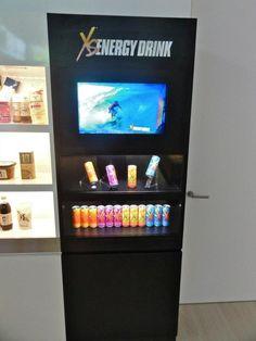 XS Video display in Tokyo