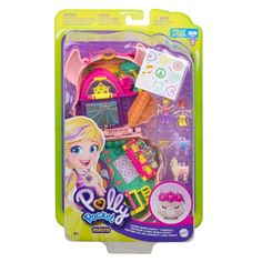 Pocket Polly, Polly Pocket World, Glamping, Tiny Boat, Squirrel Pictures, Le Concert, Purple Owl, Toys Uk, Boat Accessories
