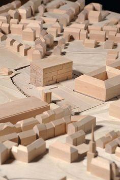 Anunciados os Premiados para o Novo Museu da Bauhaus Museum em Weimar,3° Lugar - Heike Hanada e Benedikt Tonnon, Berlim