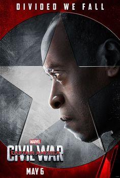 Captain America: Civil War(2016)